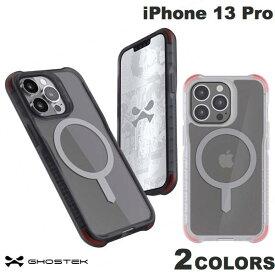 [ネコポス発送] GHOSTEK iPhone 13 Pro Covert 6 MagSafe対応 抗菌 シンプルなクリアタフケース ゴーステック (iPhone13Pro スマホケース)
