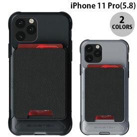 [ネコポス発送] GHOSTEK iPhone 11 Pro Exec 4 カードスロット付きケース ゴーステック (iPhone11Pro スマホケース)