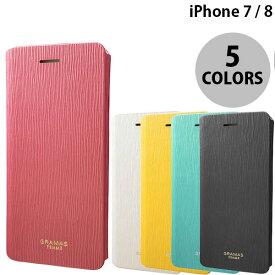 【キャッシュレスで5%還元】iPhone GRAMAS iPhone 8 / 7 FEMME Colo Flap Leather Case グラマス (iPhone7 / iPhone8 ケース) グラマス
