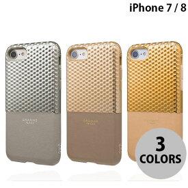 【マラソンクーポン有】 GRAMAS iPhone SE 第2世代 / 8 / 7 FEMME Hex Hybrid Case グラマス (iPhone7 / iPhone8 ケース)