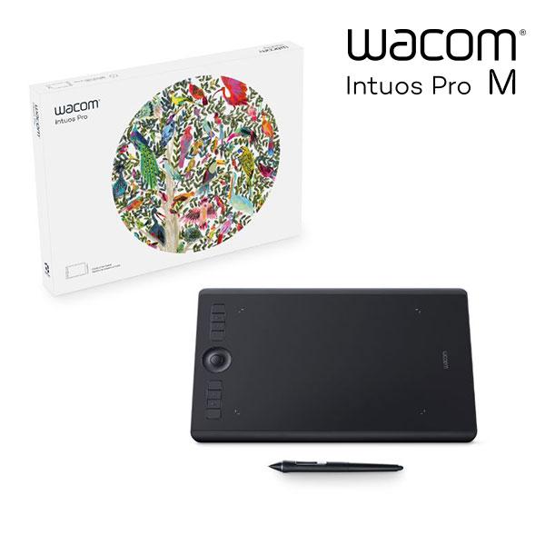 WACOM Intuos Pro Medium # PTH-660/K0 ワコム (ペンタブレット)