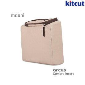 moshi Arcus Camera Insert Beige # mo-arcsci-bg エヴォ (カメラアクセサリ)