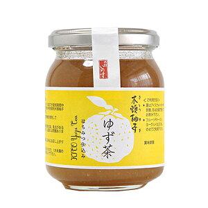 木頭柚子ゆず茶250g【木頭柚子ゆず茶黄金の村徳島木頭ゆず】