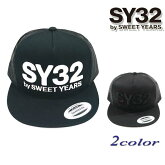 SY32bySWEETYEARSキャップエスワイサーティトゥバイスィートイヤーズ