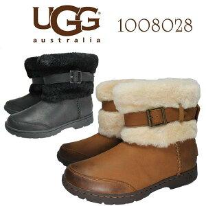 UGG クラシックミニ ムートンブーツ レディース アグ オーストラリア UGG AUSTRALIA クラシック ミニ シープスキンブーツ 1008028 W Brielle