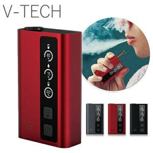 V-TECH Vテック 本体 全3色 プルームテック たばこカプセル 互換機 液晶ディスプレイ 残量表示 ブイテック ヴイテック