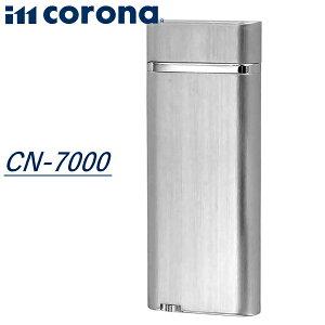 im corona イムコロナ ライター CN-7000 Flambeau クロームヘアライン 1103311D[86-3115]ブランド ターボライター 電子ガスライター イム・コロナ