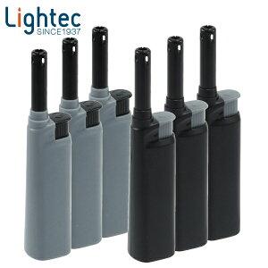 ライテック お仏壇用ガスマッチ 6本【セット販売】 CR対応 使いきり 点火棒 ハードプッシュ 着火方式 ライター