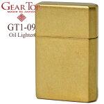 GEARTOPギアトップGT1-09ブラスバレルオイルライター