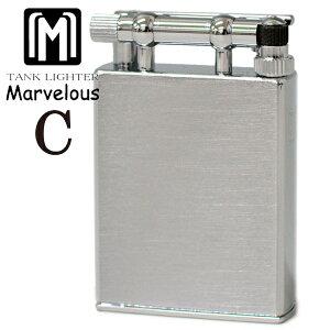 Marvelous TypeC マーベラス Cタイプ クロームサテン オイルライター