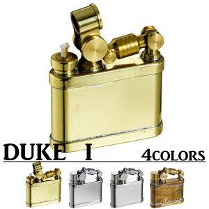 オイルライター DUKE I デューク1 ペンギンライター製 レトロなライター DUKE1 個性的 デューク