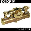 オイルライター DUKE IV デューク4 ワイルドブラス 変わった形のオイルライター