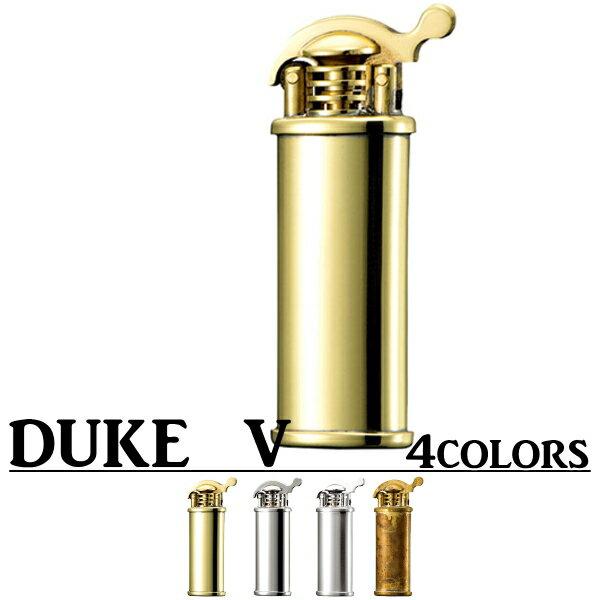オイルライター DUKE V デューク5 ペンギンライター製 レトロなライター DUKE5