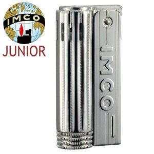 IMCO イムコ ジュニア ロゴ付き オイルライター 復刻版 6600P イムコライター
