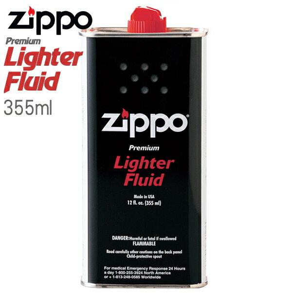 ZIPPOオイル 大缶(355ml)純正品 レフィル ジッポー・ライター用オイル 3165J
