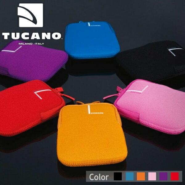 TUCANO トゥカーノ デジカメケース 小物入れ Colore Digital Bag コローレ やわらか素材 デジタルカメラケース BCCO