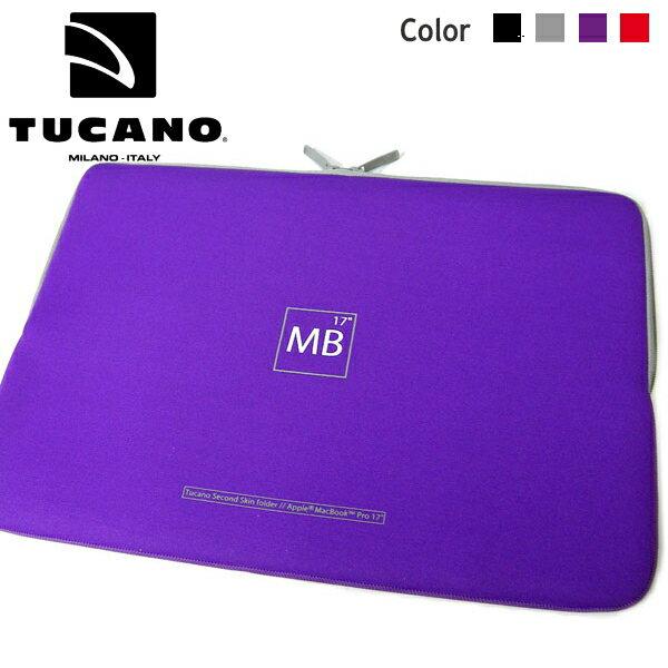 パソコンケース 17インチ TUCANO トゥカーノ Elements 17 エレメンツ 優しくしっかり包む セカンドスキン 柔らか素材 ノートパソコン プロテクトケース BF-N-MB17