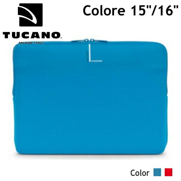 TUCANO トゥカーノ パソコンケース Colore 15/16 コローレ 優しくしっかり包むセカンドスキン やわらか素材ノートパソコンプロテクトケース トゥッカーノ BFC1516
