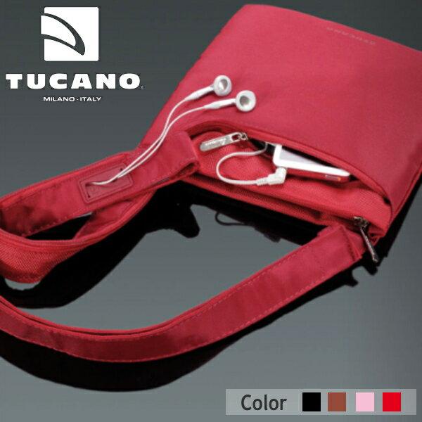 TUCANO トゥカーノ iPod用スリムバッグ Finatex Mini フィナテックス スリムケース・ミニ ショルダーバッグ BFITMI