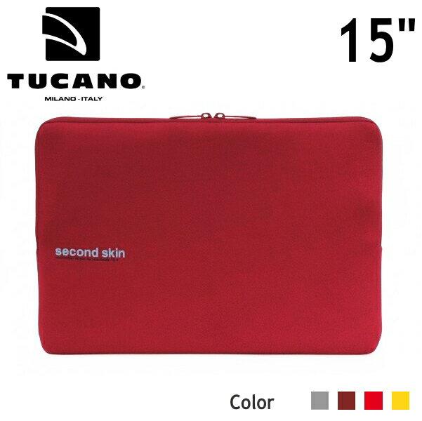 TUCANO トゥカーノ パソコンケース 15インチ Microfibra Script 15 ミクロフィーブラ 優しくしっかり包む セカンドスキン ノートパソコン プロテクトケース BFUS-MB15