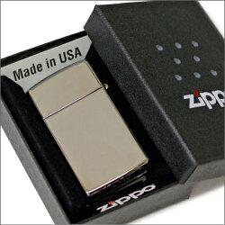 ZIPPOスリムジッポー20492ブラックアイススリムPVD加工ジッポーオイルライターZippoLighterジッポ/ジッポーzippo