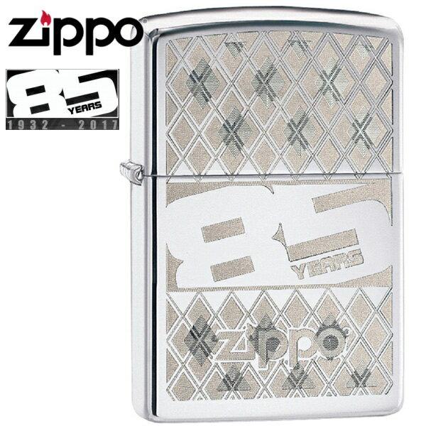 ZIPPO ジッポー 29438 ZIPPO社創業85周年記念 通常版 ZIPPOライター【誕生日】【記念日】【卒業祝い】【就職祝い】【ギフト】