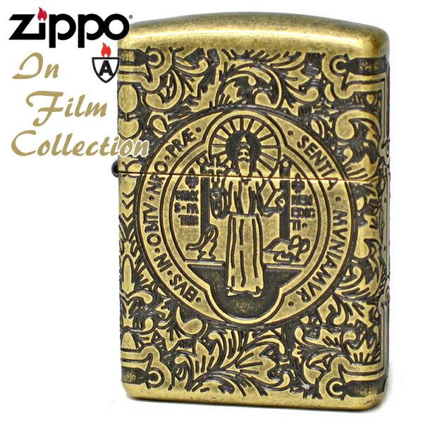 ZIPPO ジッポー 29719 Armor IN FILM COLLECTION アーマーインフィルムコレクション 4面連続加工 マルチカット 映画コレクション第2弾 スペシャルパッケージ オイルライター