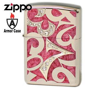 ZIPPO ジッポー ライター NDZ-PK アーマー ニューダイアル ピンク かわいい zippo ライター オイルライター シリアルNo.刻印 ダイヤルメンズ ギフト