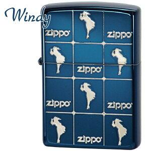 ZIPPO ライター 2WG-DBL ウィンディ イオンダークブルー Windy ジッポライター オイルライター ブランド