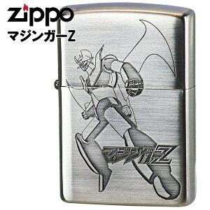 ZIPPO ジッポー マジンガーZ Aタイプ Ni ニッケル 永井豪 オイルライター zippo ブランド コレクション メンズ ギフト