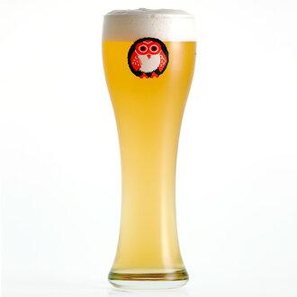 日立野生啤酒原 vaitzengrass /Hitachino nestbeer 小麦眼镜