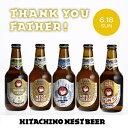【2017Father'day!】父の日限定ラベル常陸野ネストビール5本セット