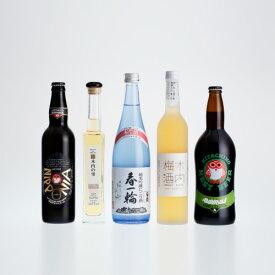 春一輪と木内の酒々のセット【SUB-55】