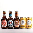 しゅわしゅわ木内梅酒・常陸野ネストビール 5本セット