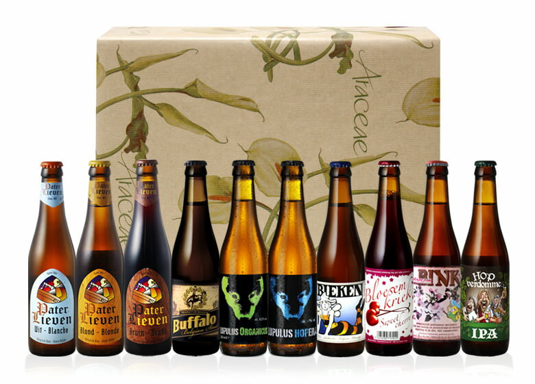 送料無料 厳選ベルギービール10本セット