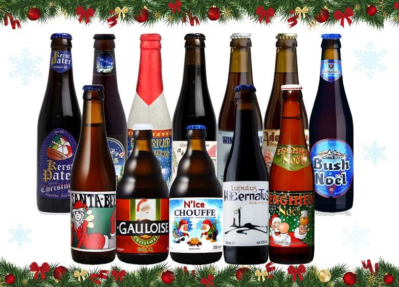 【入荷済み】クリスマスビール 12本セット 送料無料