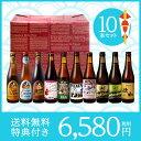 送料無料 ベルギービールのお中元 10本セット