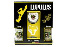 ルプルス大瓶 2種 専用グラス入り ギフトボックス(ギフトカートン入り)ベルギービール ギフト 贈答用 飲み比べ