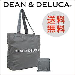 【メール便送料無料】DEAN&DELUCA ディーン&デルーカ フォーエバーバッグ ショッピングバッグ グレー ポケッタブル仕様【エコバック/ショッピングバック】