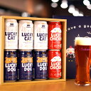 【送料無料】ビール ギフト 黄桜 LUCKY3種8缶おすすめセット 350ml缶 8本 セット 飲み比べ クラフトビール 地ビール 詰め合わせ 京都 誕生日 ラッキー お返し お中元