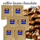 【送料無料】自家焙煎のコーヒー屋が作る本気のコーヒービーンズチョコレート 200グラ...