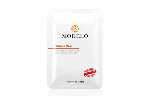 Modelo Premium Vitamin Mask 10枚+1枚セット ビタミンマスク 韓国コスメ 芸能コスメ 送料無料