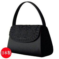 フォーマルバッグ:RA-16638S(箱入り)【日本製】【ふくさ付き】