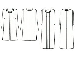 【人気商品】*合物*ブラックフォーマルアンサンブル婦人礼服・喪服:RL17956【日本製】【9号〜23号】