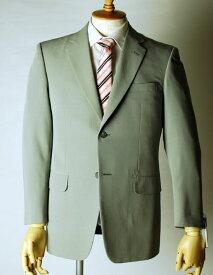 夏用 【サイズ A5】ライトグリーン色のシングル2Bジャケット:RMJ81 メンズ 紳士 サマー ジャケット
