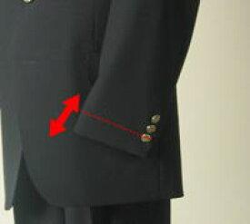 Men'sジャケット 〇切羽刺繍あり袖丈直しをする:R220-shishu 当店で購入した商品のお直し★お直し方式の未選択は試着前直し(B方式)となります 他店商品は不可/お直し後の返品交換は不可/お急ぎは配達日を必須記入