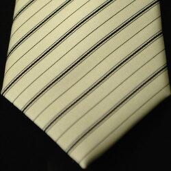 縞ネクタイ