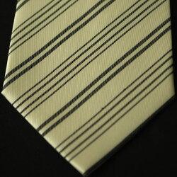 【モーニング用】白黒・縞ネクタイ(レジメンタル柄):AT9248-T-B商品で柄の位置が違う場合あり結婚式の仲人・お父様用に最適10P13Dec14