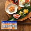 【ギフト】新潟の味6点(袋パックセット) (サーモン塩辛 生かんずり入 サーモン塩辛 紅鮭 甘えび塩辛 いかなんこつ明太…