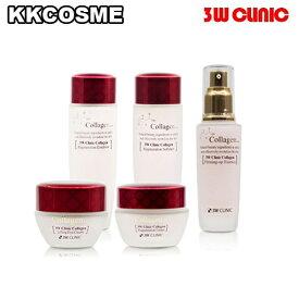 (3W CLINIC /3Wクリニック)コラーゲンスキンケア Collagen Skincare/基礎化粧品/化粧水/乳液/クリーム/アイクリーム/エッセンス/韓国コスメ/正規品